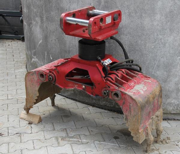 Atemberaubend Baumaschinenvermietung Biberach Baggeranbaugeräte mieten &TB_01